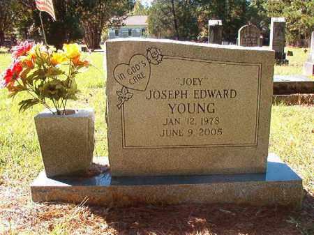 "YOUNG, JOSEPH EDWARD ""JOEY"" - Dallas County, Arkansas | JOSEPH EDWARD ""JOEY"" YOUNG - Arkansas Gravestone Photos"