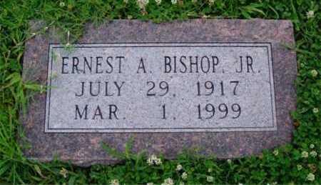 BISHOP JR., ERNEST A. - Desha County, Arkansas | ERNEST A. BISHOP JR. - Arkansas Gravestone Photos