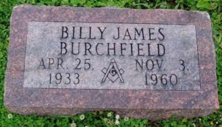 BURCHFIELD, BILLY JAMES - Desha County, Arkansas | BILLY JAMES BURCHFIELD - Arkansas Gravestone Photos