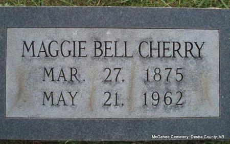 CHERRY, MAGGIE BELL - Desha County, Arkansas   MAGGIE BELL CHERRY - Arkansas Gravestone Photos