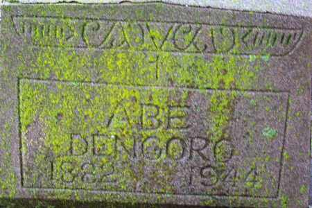 DENGORO, ABE - Desha County, Arkansas   ABE DENGORO - Arkansas Gravestone Photos