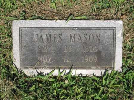 MASON, JAMES - Desha County, Arkansas | JAMES MASON - Arkansas Gravestone Photos