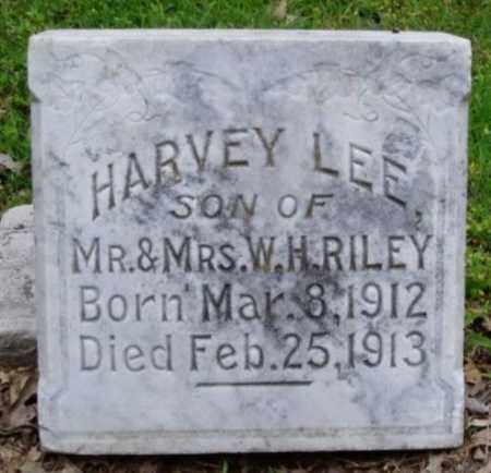 RILEY, HARVEY LEE - Desha County, Arkansas | HARVEY LEE RILEY - Arkansas Gravestone Photos