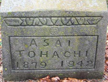 ASAI, TOHACHI - Desha County, Arkansas   TOHACHI ASAI - Arkansas Gravestone Photos