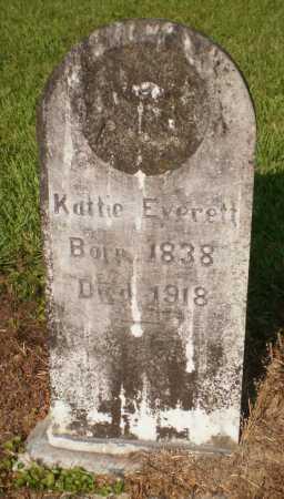 EVERETT, KATTIE - Drew County, Arkansas | KATTIE EVERETT - Arkansas Gravestone Photos