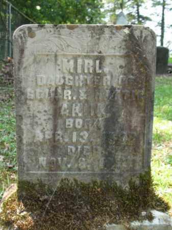 AKIN, MIRL - Drew County, Arkansas | MIRL AKIN - Arkansas Gravestone Photos