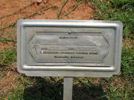 ALLEN, EMMA LAVERNE - Drew County, Arkansas | EMMA LAVERNE ALLEN - Arkansas Gravestone Photos