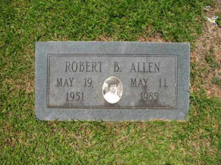 ALLEN, ROBERT B - Drew County, Arkansas | ROBERT B ALLEN - Arkansas Gravestone Photos
