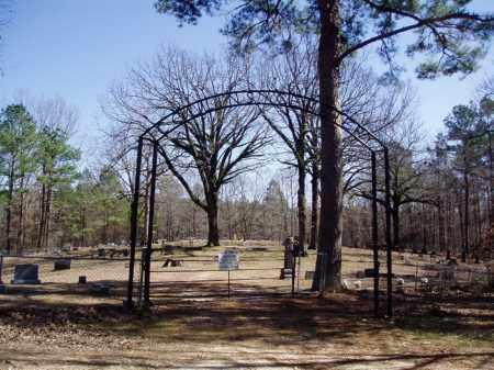 *COLLINS CEMETERY ENTRANCE,  - Drew County, Arkansas |  *COLLINS CEMETERY ENTRANCE - Arkansas Gravestone Photos