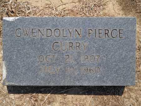 CURRY, GWENDOLYN - Drew County, Arkansas | GWENDOLYN CURRY - Arkansas Gravestone Photos