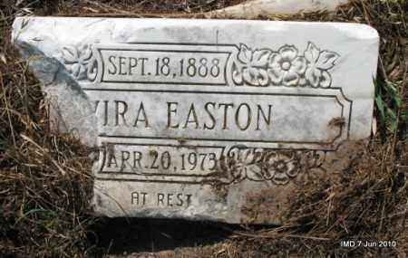 EASTON, ELVIRA - Drew County, Arkansas | ELVIRA EASTON - Arkansas Gravestone Photos