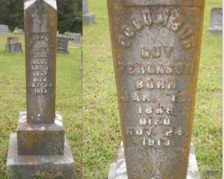 FERGASON, COLUMBUS GUY - Drew County, Arkansas | COLUMBUS GUY FERGASON - Arkansas Gravestone Photos