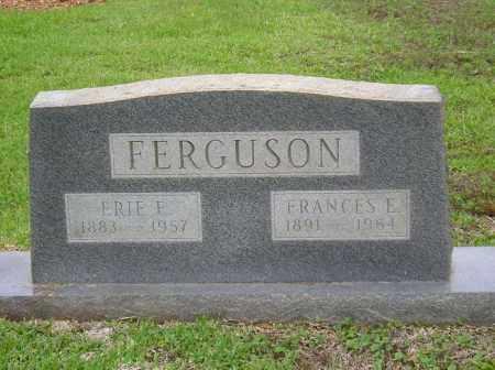 FERGUSON, FRANCES ELIZABETH - Drew County, Arkansas | FRANCES ELIZABETH FERGUSON - Arkansas Gravestone Photos