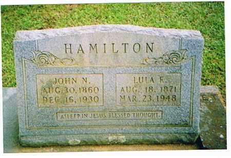 "HAMILTON, JOHN N. ""LITTLE JOHN"" - Drew County, Arkansas | JOHN N. ""LITTLE JOHN"" HAMILTON - Arkansas Gravestone Photos"