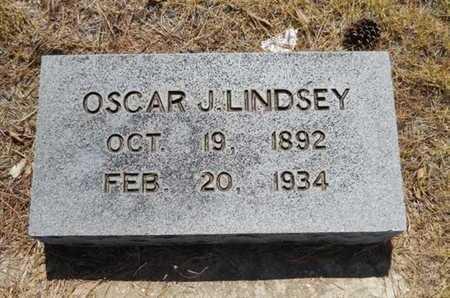 LINDSEY, OSCAR J - Drew County, Arkansas   OSCAR J LINDSEY - Arkansas Gravestone Photos