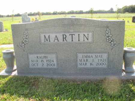 MARTIN, EMMA MAE - Drew County, Arkansas   EMMA MAE MARTIN - Arkansas Gravestone Photos