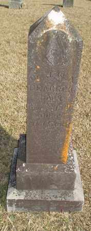PEACOCK, JESSE W. A. - Drew County, Arkansas | JESSE W. A. PEACOCK - Arkansas Gravestone Photos