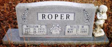 ROPER, NELLIE M - Drew County, Arkansas   NELLIE M ROPER - Arkansas Gravestone Photos