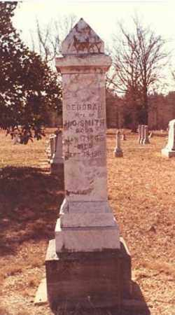 SMITH, DEBORAH - Drew County, Arkansas   DEBORAH SMITH - Arkansas Gravestone Photos