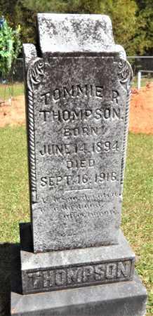 THOMPSON, TOMMIE R. - Drew County, Arkansas | TOMMIE R. THOMPSON - Arkansas Gravestone Photos