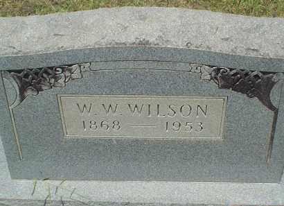 WILSON, WILLIAM WADE - Drew County, Arkansas | WILLIAM WADE WILSON - Arkansas Gravestone Photos
