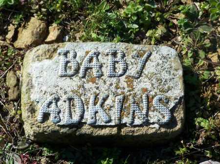 ADKINS, BABY - Faulkner County, Arkansas | BABY ADKINS - Arkansas Gravestone Photos