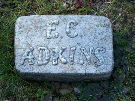 ADKINS, REV., ELVIN  COLOMBUS - Faulkner County, Arkansas   ELVIN  COLOMBUS ADKINS, REV. - Arkansas Gravestone Photos