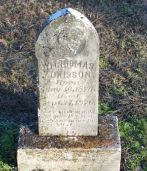 ADKISSON, WILLIAM THOMAS - Faulkner County, Arkansas | WILLIAM THOMAS ADKISSON - Arkansas Gravestone Photos