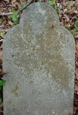 AGEE, SAMUEL - Faulkner County, Arkansas | SAMUEL AGEE - Arkansas Gravestone Photos