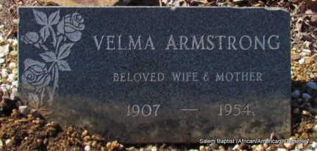 ARMSTRONG, VELMA - Faulkner County, Arkansas | VELMA ARMSTRONG - Arkansas Gravestone Photos