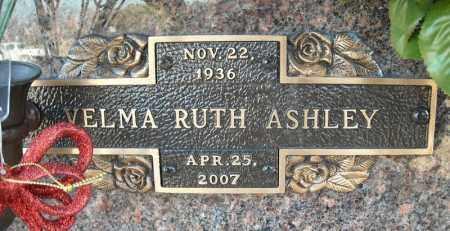 ASHLEY, VELMA RUTH - Faulkner County, Arkansas | VELMA RUTH ASHLEY - Arkansas Gravestone Photos
