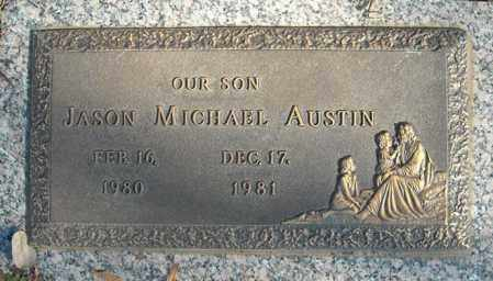 AUSTIN, JASON MICHAEL - Faulkner County, Arkansas | JASON MICHAEL AUSTIN - Arkansas Gravestone Photos