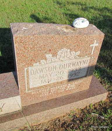 BAILEY, DAWSON DURWAYNE (CLOSE UP) - Faulkner County, Arkansas | DAWSON DURWAYNE (CLOSE UP) BAILEY - Arkansas Gravestone Photos