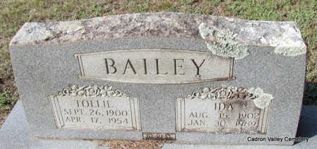 CARDIN BAILEY, IDA - Faulkner County, Arkansas | IDA CARDIN BAILEY - Arkansas Gravestone Photos