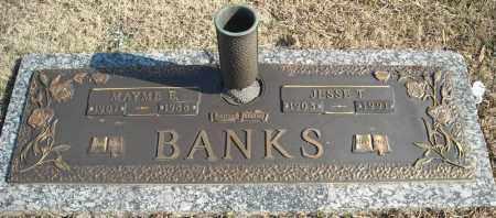 BANKS, MAYME E. - Faulkner County, Arkansas | MAYME E. BANKS - Arkansas Gravestone Photos