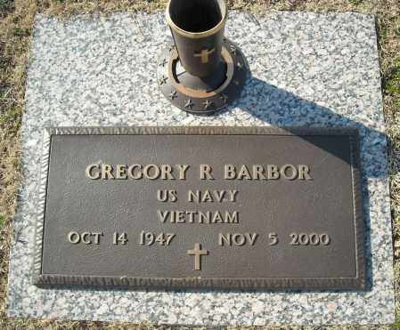 BARBOR (VETERAN VIET), GREGORY R. - Faulkner County, Arkansas | GREGORY R. BARBOR (VETERAN VIET) - Arkansas Gravestone Photos
