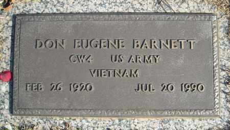 BARNETT (VETERAN VIET), DON EUGENE - Faulkner County, Arkansas | DON EUGENE BARNETT (VETERAN VIET) - Arkansas Gravestone Photos