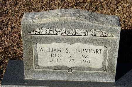 BARNHART, WILLIAM S. - Faulkner County, Arkansas   WILLIAM S. BARNHART - Arkansas Gravestone Photos
