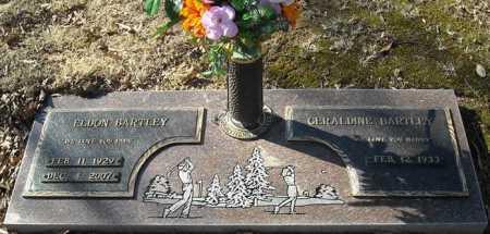 BARTLEY, EILAND - Faulkner County, Arkansas | EILAND BARTLEY - Arkansas Gravestone Photos