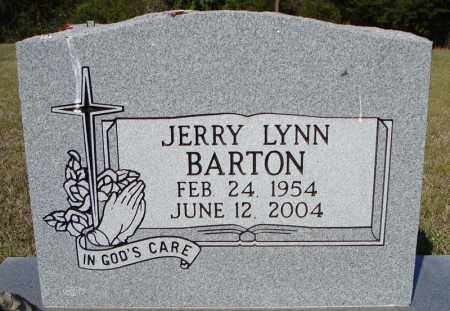 BARTON, JERRY LYNN - Faulkner County, Arkansas | JERRY LYNN BARTON - Arkansas Gravestone Photos
