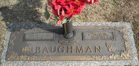 BAUGHMAN, JR., WALTER - Faulkner County, Arkansas | WALTER BAUGHMAN, JR. - Arkansas Gravestone Photos
