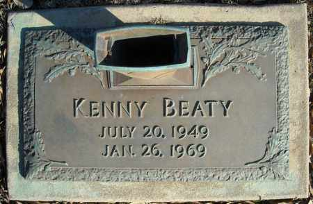BEATY, KENNY - Faulkner County, Arkansas | KENNY BEATY - Arkansas Gravestone Photos