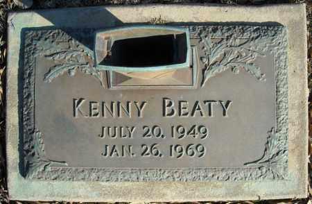 BEATY, KENNY - Faulkner County, Arkansas   KENNY BEATY - Arkansas Gravestone Photos