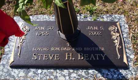 BEATY, STEVE H. - Faulkner County, Arkansas | STEVE H. BEATY - Arkansas Gravestone Photos