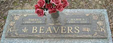 BEAVERS, MAMIE A. - Faulkner County, Arkansas | MAMIE A. BEAVERS - Arkansas Gravestone Photos