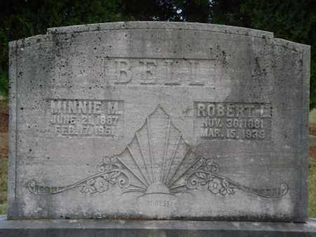 BELL, MINNIE M. - Faulkner County, Arkansas | MINNIE M. BELL - Arkansas Gravestone Photos