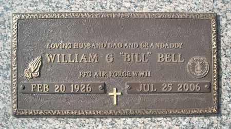 "BELL (VETERAN WWII), WILLIAM G ""BILL"" - Faulkner County, Arkansas | WILLIAM G ""BILL"" BELL (VETERAN WWII) - Arkansas Gravestone Photos"