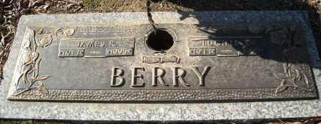 BERRY, JAMES R. - Faulkner County, Arkansas | JAMES R. BERRY - Arkansas Gravestone Photos