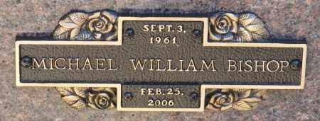 BISHOP, MICHAEL WILLIAM - Faulkner County, Arkansas | MICHAEL WILLIAM BISHOP - Arkansas Gravestone Photos