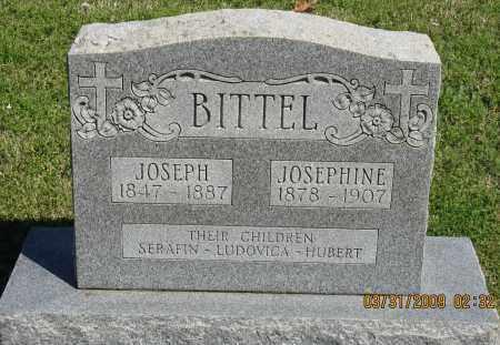 BITTEL, JOSEPH - Faulkner County, Arkansas | JOSEPH BITTEL - Arkansas Gravestone Photos